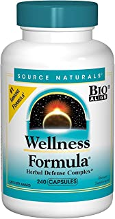 source naturals wellness formula side effects