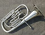 New Intermediate Bb Baritone Horn with Mouthpiece and Hardcase