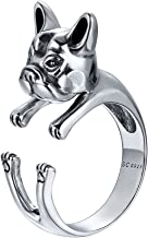 vintage french bulldog jewelry