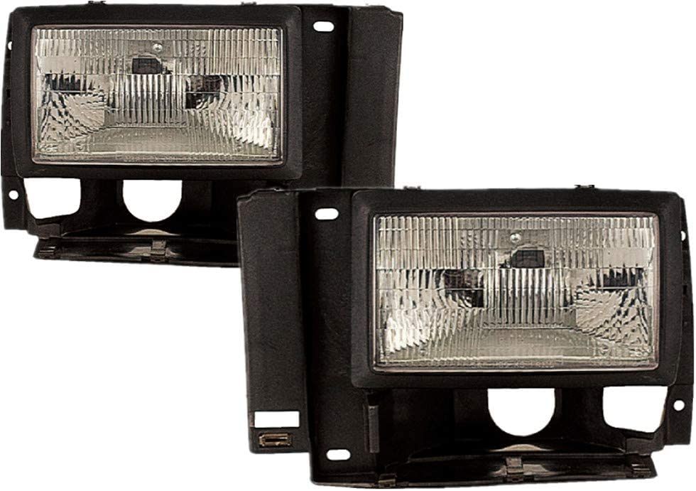 For Ford Explorer Headlight Atlanta Mall 1991 1992 Driver Passe 1993 1994 Max 76% OFF and