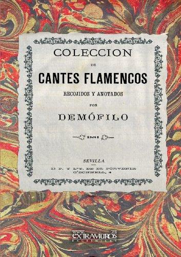Colección De Cantes Flamencos (Flamenco y folclore andaluz)
