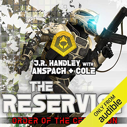 The Reservist audiobook cover art