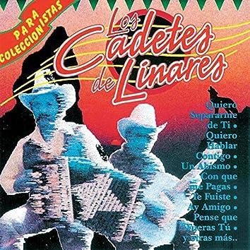 Los Cadetes de Linares - Para Coleccionistas