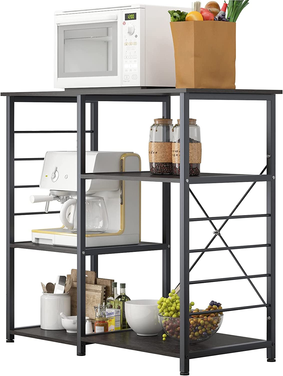 SDHYL At the Ranking TOP9 price of surprise Microwave Oven Rack Storage Shelf Baker's Kitchen Sto