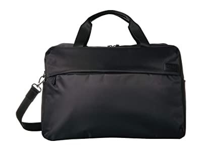 Lipault Paris City Plume Duffel Bag (Black) Bags