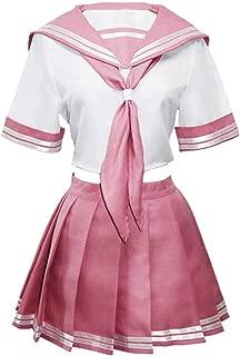Anime Fate Astolfo Cosplay Costume School Uniform Sailor Dress Outfit