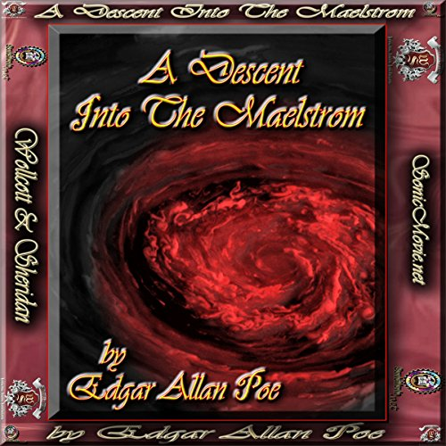 A Descent into the Maelstrom audiobook cover art