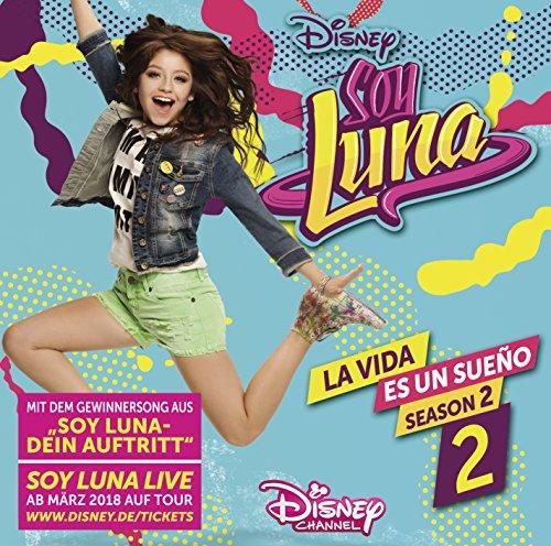 Soy Luna: La vida es un sueño 2 (Staffel 2, Vol. 2)