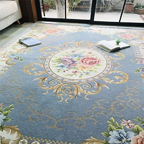 QWEASDZX Rug Mat Modern Design Game Mat Kindergarten Carpet Non-Slip Mat Decorative Carpet 200x290cm