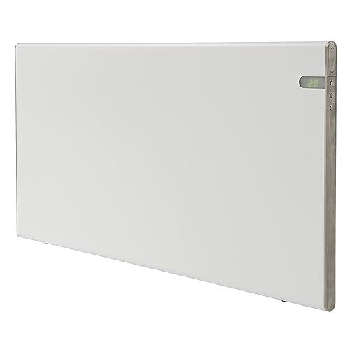 Bendex LUX Radiateur Mural Radiateur électrique pour Chauffage électrique Blanc 1000 W IP24