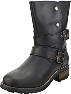 Oak & Hyde Bridge Demi Womens Ankle Boots