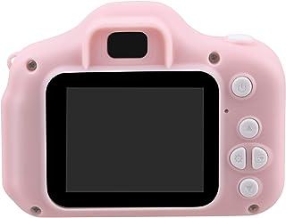 XLST Cámara Digital para Niños 1080P con Tarjeta De Memoria SD 32GB Cámara Digital Video Juguetes Adecuados para Niños Mayores De Tres Años.