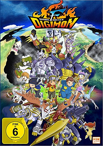Digimon Frontier - Volume 1: Episode 01-17 im Sammelschuber [3 DVDs]