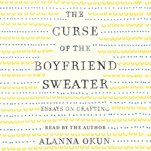 The Curse of the Boyfriend Sweater audiobook cover art