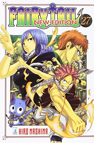 Fairy Tail. New edition (Vol. 27)