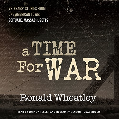 A Time for War cover art