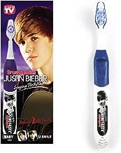 Justin Bieber Singing Toothbrush Brush Buddies BABY & U SMILE Music Kids New ! assorted colors