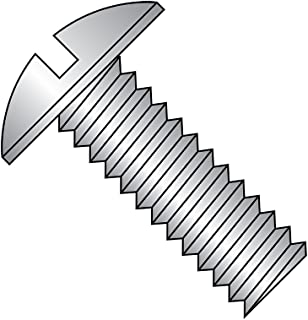 1//4-20 Thread Size 1-1//2 Length Small Parts 1424MST188 Pack of 25 Meets ASME B18.6.3 1-1//2 Length 1//4-20 Thread Size Slotted Drive Fully Threaded Imported 18-8 Stainless Steel Truss Head Machine Screw