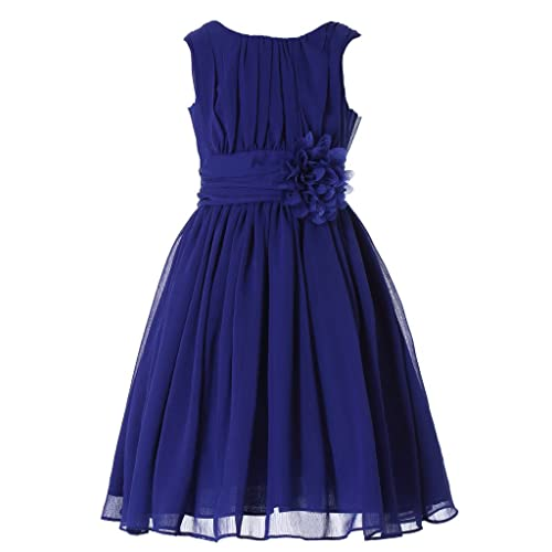 Royal Blue Dresses for Teens
