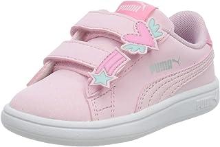 PUMA Smash V2 Unicorn V Inf, Sneaker Bébé Fille