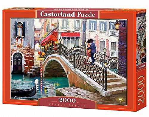 Castorland 2000 el. Wenecki Most [Puzzle]