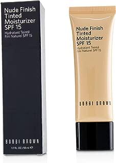 Bobbi Brown Nude Finish Tinted Moisturizer SPF 15 - # Medium To Dark Tint 50ml