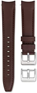 Leather Watch Band | Exclusively Designed for Rolex Watches for men | Genuine Leather Straps | 20mm Watch Bands for men | ...