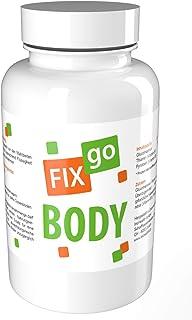 FIXgo BODY | Ayuda a adelgazar + disminuir el cansancio |