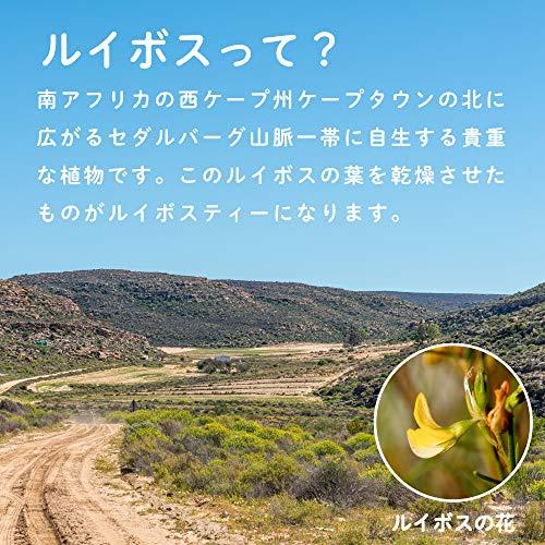 LOHAStyle(ロハスタイル)ルイボスティー粉末南アフリカ産100g(約200杯分)サッと溶ける即溶性の粉末