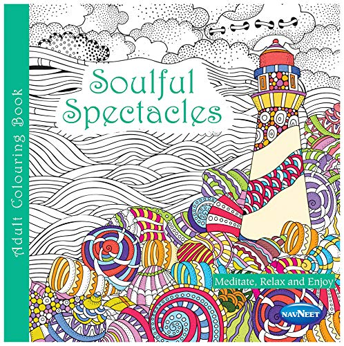 Navneet Adult Colouring - Book 4