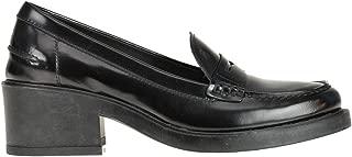 Tod's Luxury Fashion Womens MCGLCAB000006058I Black Loafers | Season Outlet