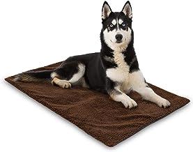 Bella & Balu Zelfverwarmende mat voor honden en katten, 100 x 70 cm, thermo-tapijt voor honden en honden, isolerend, milie...