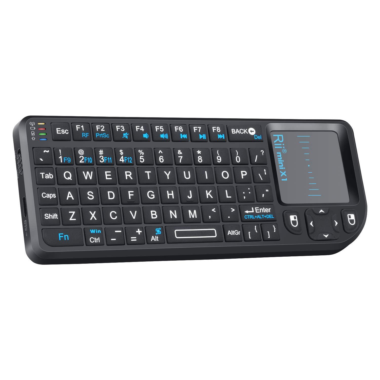 Rii Wireless Keyboard Lightweight Controller