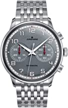 Junghans Watch Meister Driver Chronoscope Grey Dial 027/3686.44