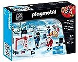 PLAYMOBIL 9017 - NHL Adventskalender Rivalität auf dem See 2017