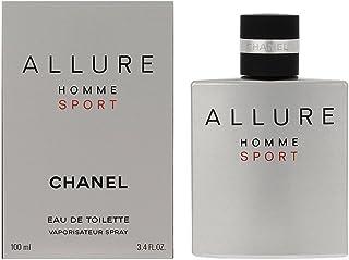 Chanel Perfume - Allure Homme Sport by Chanel - perfume for men - Eau de Toilette, 100ml