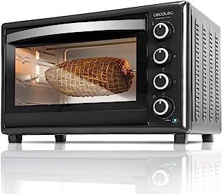 Cecotec Bake&Toast 750 Gyro - Horno Conveccion Sobremesa