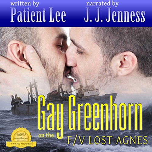 Gay Greenhorn audiobook cover art