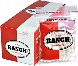 Ranch Filters Slim Filters, 120 grams