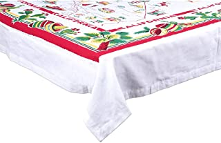 reproduction vintage tablecloths