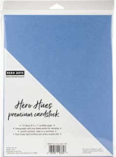 HERO ARTS PS327 CARDSTOCK Lapis
