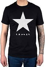 Official David Bowie Blackstar T-Shirt