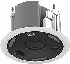 Atlas Sound FAP33T-W | 3 inch Full Range In-Ceiling Single Loudspeaker with Transformer