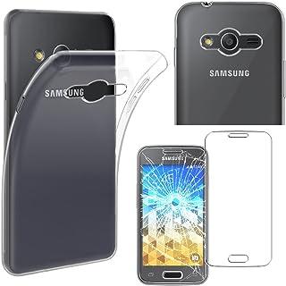 Amazon.fr : coque samsung galaxy trend 2 lite : High-Tech