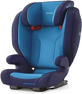 Recaro, Silla de coche grupo 2, azul