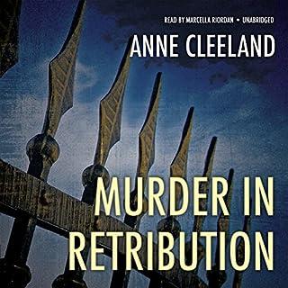 Murder in Retribution audiobook cover art