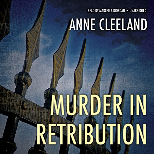 Murder in Retribution audiobook cover art