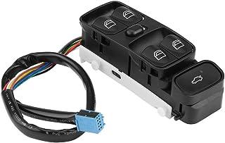 Car Window Regulator Switch Window Switch Power Master Window Switch for W209 CLK320 CLK500 2003-2009 A2098203410