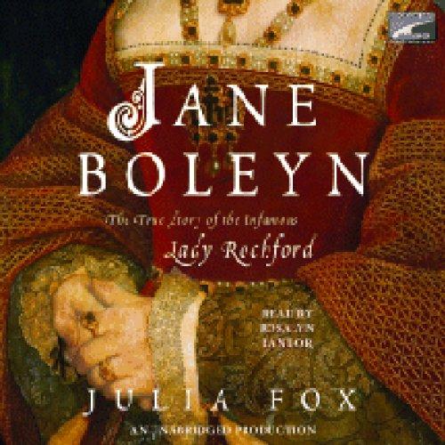 Jane Boleyn audiobook cover art