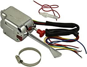JDMSPEED New Chrome 12V Universal Street Hot Rod Turn Signal Switch For Ford Buick GM